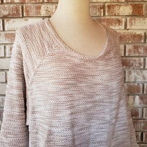 Plus Size Cream Colored Sweater